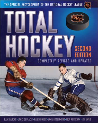 Total Hockey: The Official Encyclopedia of the NHL
